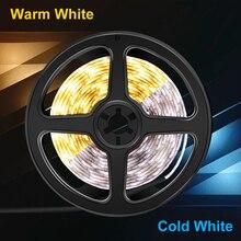 Led Strip 5V Diode Tape 2835 Flexible Closet Lamp USB Power Supply Tira Led Backlight TV Desktop Screen Lighting Bar Decoration