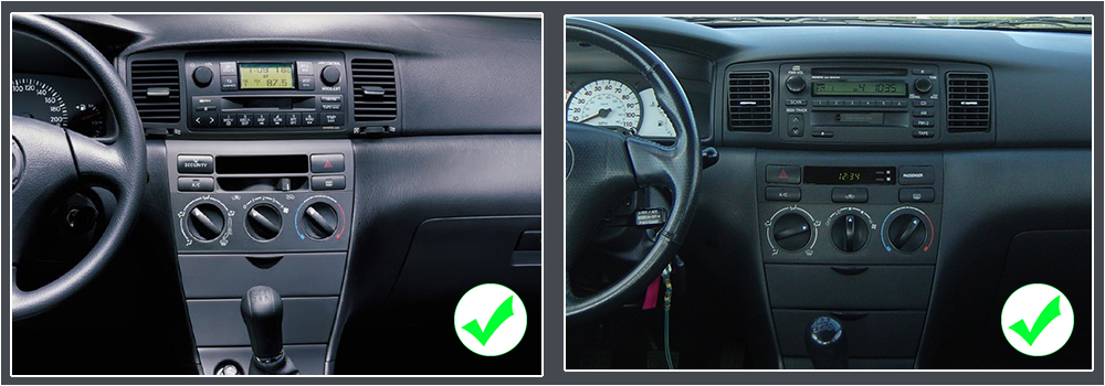 Toyota Corolla 2000~201707