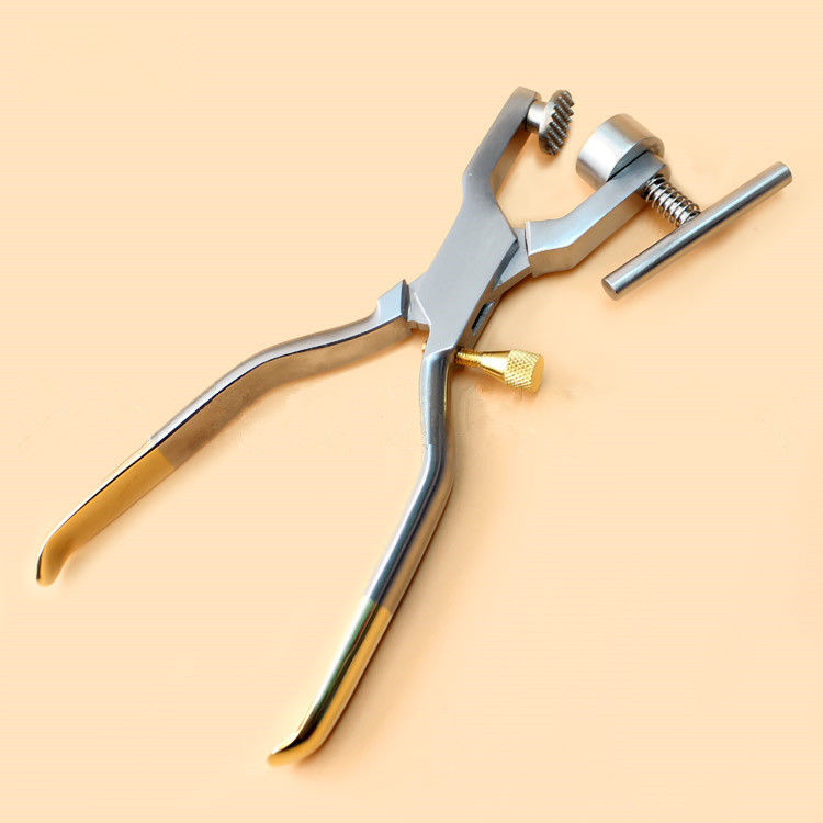 Instrument dentaire sissor os rongeur forcep dentiste équipement dents