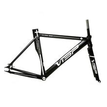 700C*48/51/54/58/51cm fixed gear frame VISA TRX999 2015 newest road bicycle Fixed Gear Bike aluminum alloy