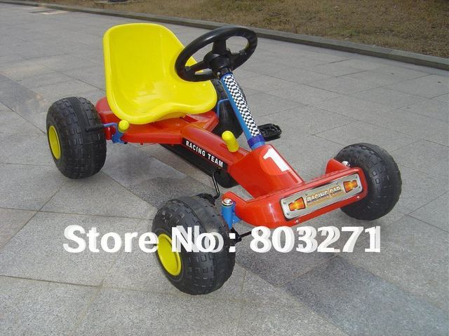 Children cars,go kart.pedal go kart for Kids-FREE SHIPPING by China Post Air Parcel