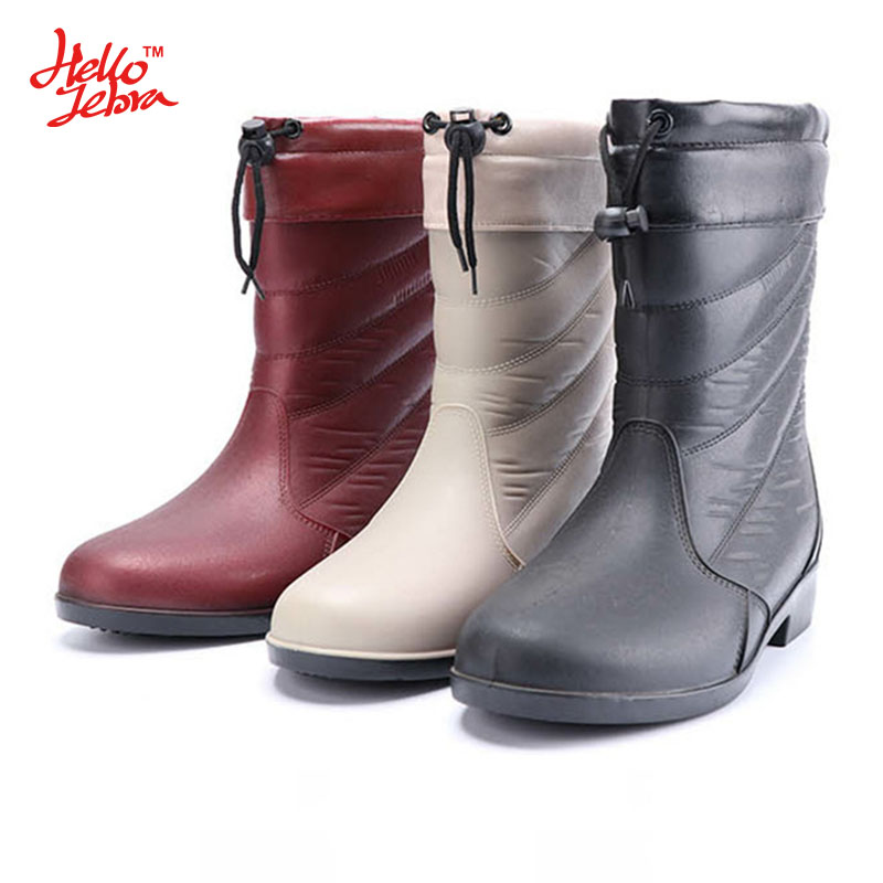Popular Women Rubber Rain Boots-Buy Cheap Women Rubber Rain Boots ...