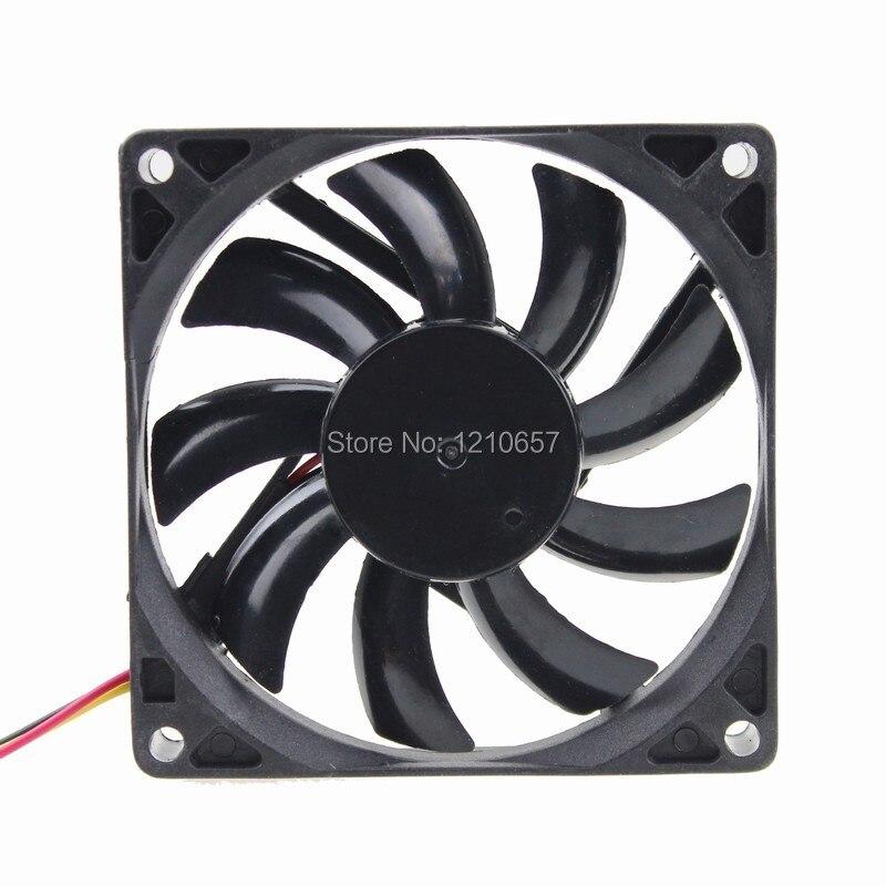 1 Pieces LYF 8015s 80MM 80 x 80 x 15MM 3Pin 12V DC Cooler Cooling Heatsink Fan