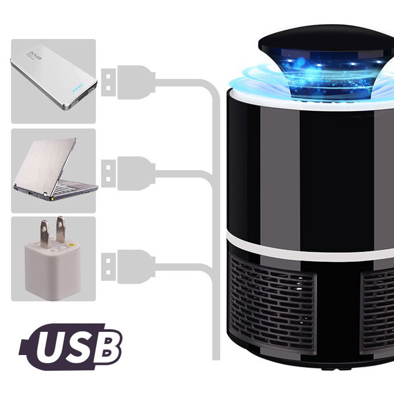 Electrique Photocatalyst in Mosquito Bug Powered USB Killer Moustique US9 39 Mosquito HNW Anti Zapper Lure 018 Electric Lamp 15OFF Lampe LED iXuOPZk