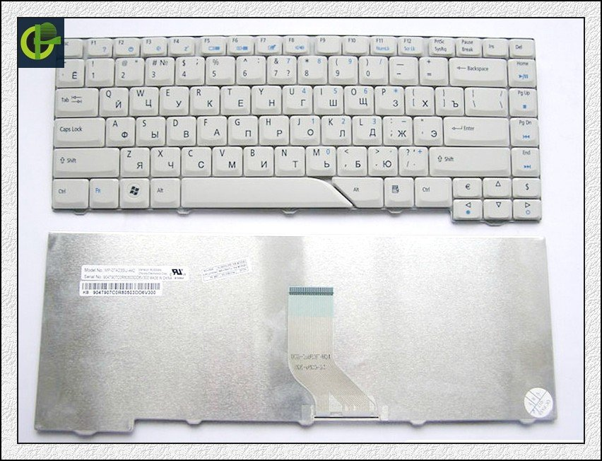 Russian Keyboard For Acer Aspire 4210 4220 4520 4710 4720