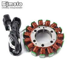 Motorcycle Generator Stator Coil For Kawasaki 21003-0107 ZX636 Ninja ZX6R ABS 30th Anniversary Edition 2015 ZX1000 ZX10R
