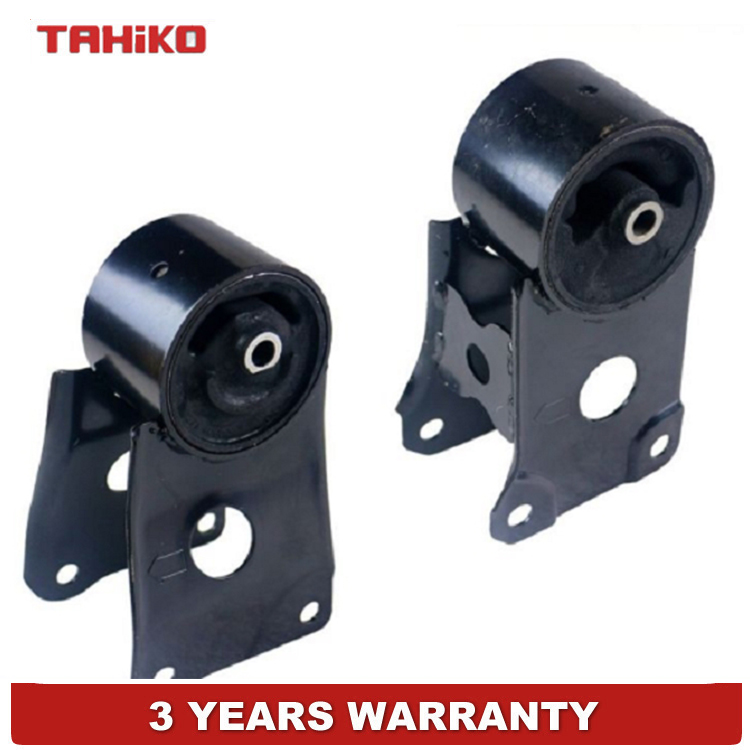 Front Right Motor /& Rear Torque Strut Mount Set 2PCS 2003-2008 for Mazda 6 3.0L