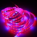 waterproof 5050 Grow LED Flexible Strip Tape Light 4:1 4 Red 1 Blue Aquarium Greenhouse Hydroponic Plant Grows Lamp 60led/m 1-5M
