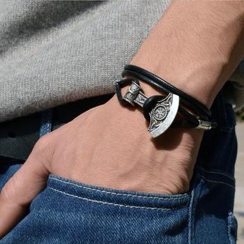 Viking Rune Bracelet