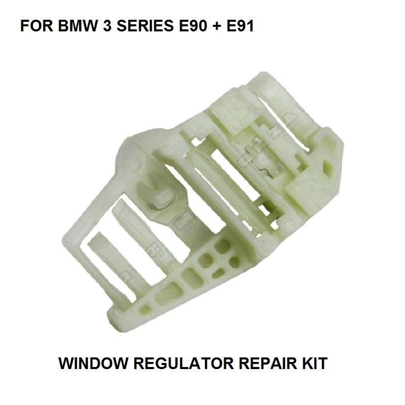 ELECTRIC CAR WINDOW REGULATOR FOR BMW 3 SERIES E90 E91 WINDOW REGULATOR REPAIR CLIP REAR-RIGHT ONWARDS 2005