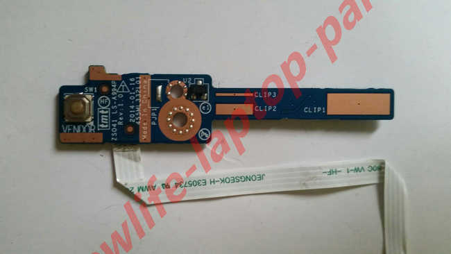 original FOR   14 G240 G246 14-g000 r000 power board ZS041 LS-A994P 455ML332L01 test good free shipping 1