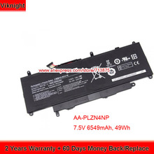 100% Test 7,5 V 6549mAh 49Wh 1588-3366 AA-PLZN4NP XE700T1C Batterie für Samsung ATIV XE700T1C XQ700T1C XE7001C CS-SXE700NB