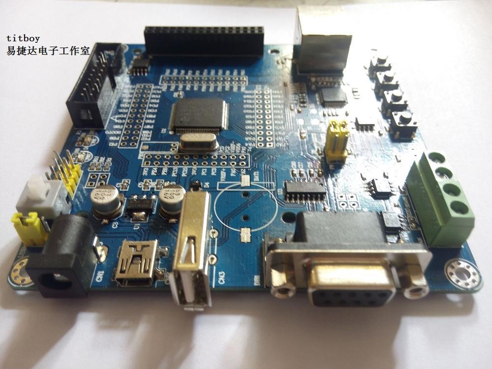 STM32F107VCT6 Development Board, Ethernet Development Board, DP83848 Development Board