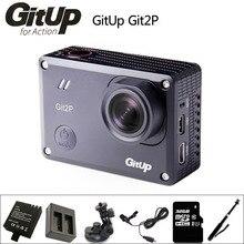 Gitup Git2 P Pro Action Camera 2K Sports DV WiFi Full HD 1.5 inch Novatek 96660 Original Cam 1080P Waterproof Camcorder git2p