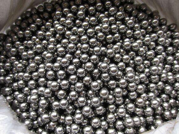 1kg(=490pcs) Dia 7.938mm precision G100 high carbon Steel Balls Bearing ball Slingshot Ammo 1kg 17pcs dia 23 813mm steel balls precision g100 high carbon steel slingshot ammo bearing ball 15 16 inch