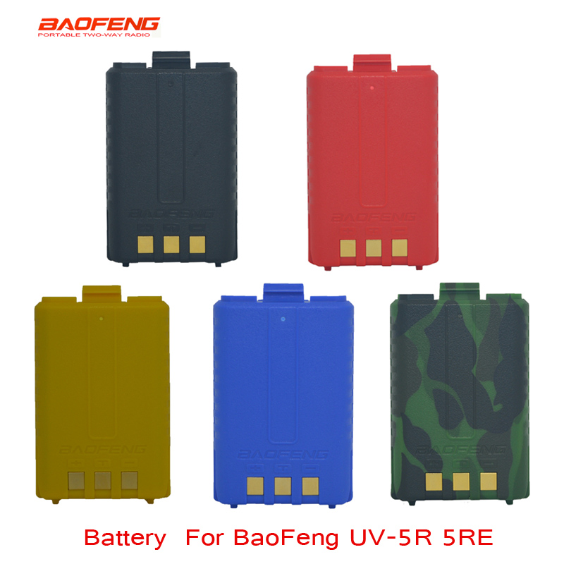1800mah BL-5 Original Li-Ion Baofeng uv5r Battery For Radio Walkie Talkie Accessories Baofeng UV 5R Uv-5re 5ra Uv 5r Battery