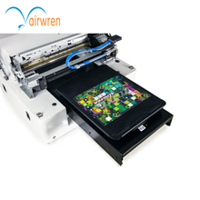 Digital A3 T shirt printer DTG printer T shirt printing machine with low price