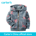Carter's 1 pcs baby children kids French Terry Cardigan 118G720, sold by Carter's China official store
