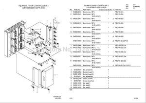 Image 2 - Nyk   Nichiyu Gabelstapler 2012 ersatzteile katalog