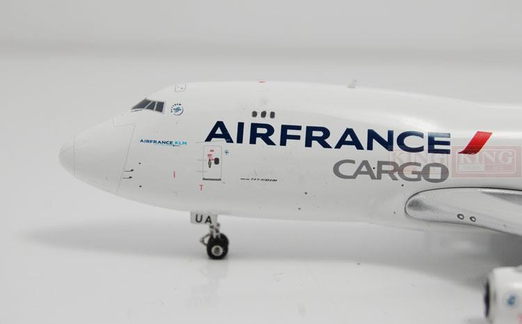 Phoenix 10852 Air France F-GIUA Cargo B747-400F commercial jetliners plane model hobby sale phoenix 11221 china southern airlines skyteam china b777 300er no 1 400 commercial jetliners plane model hobby