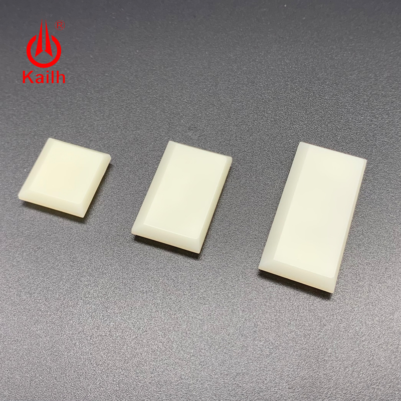 Kailh 2.0u Low Profile Keycaps 1350 Chocolate Switch Special Cream White For Gaming DIY Mechanical Keyboard ABS Material 30PCS