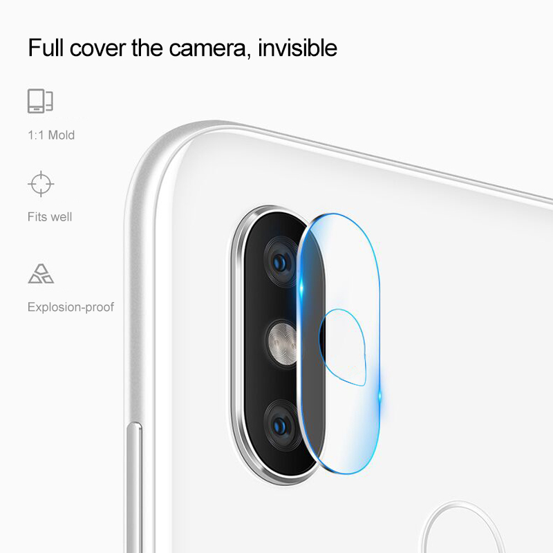 Glass on Camera for Redmi Note 7 5 Pro K20 7A Screen Protector Camera Tempered Protective Glass for Xiaomi CC9 Mi 9 8 SE 9T A3
