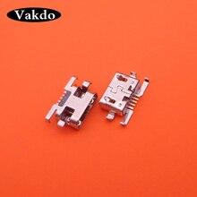 100 pcs מיקרו מיני USB מטען טעינת שקע שקע מחבר עבור מוטורולה Moto G2 G + 1 XT1063 XT1064 XT1068 XT1069 Dock תקע נמל