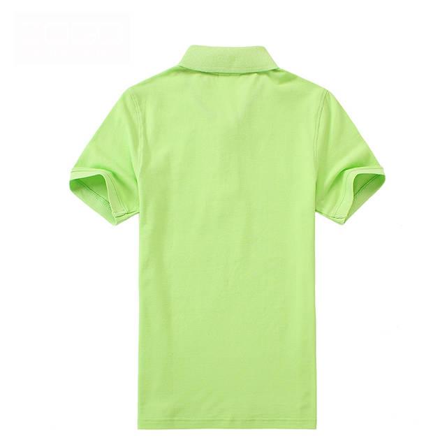 Black blue white grey yellow short sleeve women s polo shirts ladies casual  polos loose oversized women 3c3b3e993