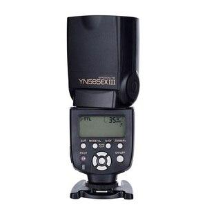 Image 3 - Yongnuo TTL فلاش DSLR Speedlite YN565EX III GN58 لكاميرا نيكون D7100 D5100 D3100 D3000 D700 D300s D200 D90 D80 D70 D40x