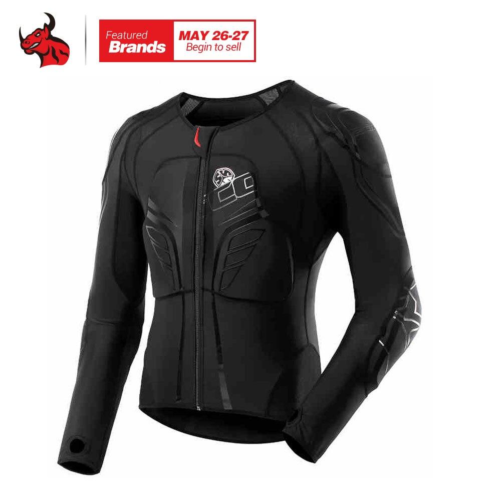 SCOYCO Для мужчин Гонки Мотокросс Prptective куртка Мотокросс Броня гонки бронежилет Черный мотоциклетная куртка Мягкая мото Броня M-3XL
