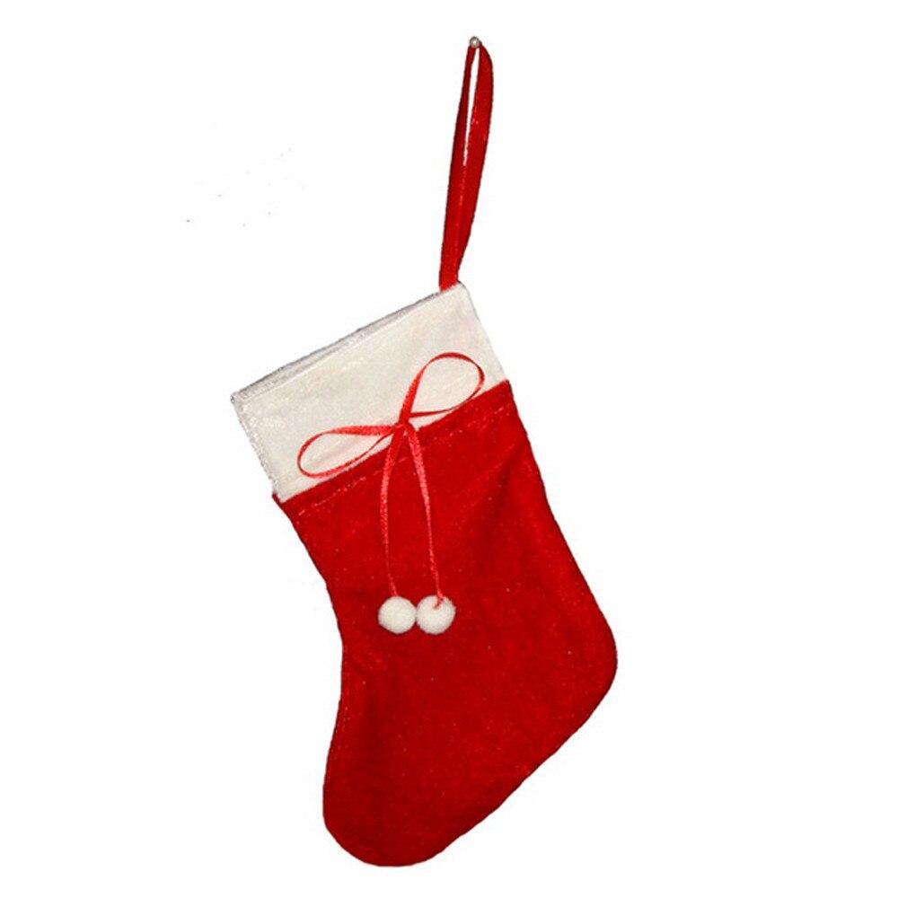 Weihnachten Socken Elfen Süßigkeitstaschen Weihnachtsgeschenk ...
