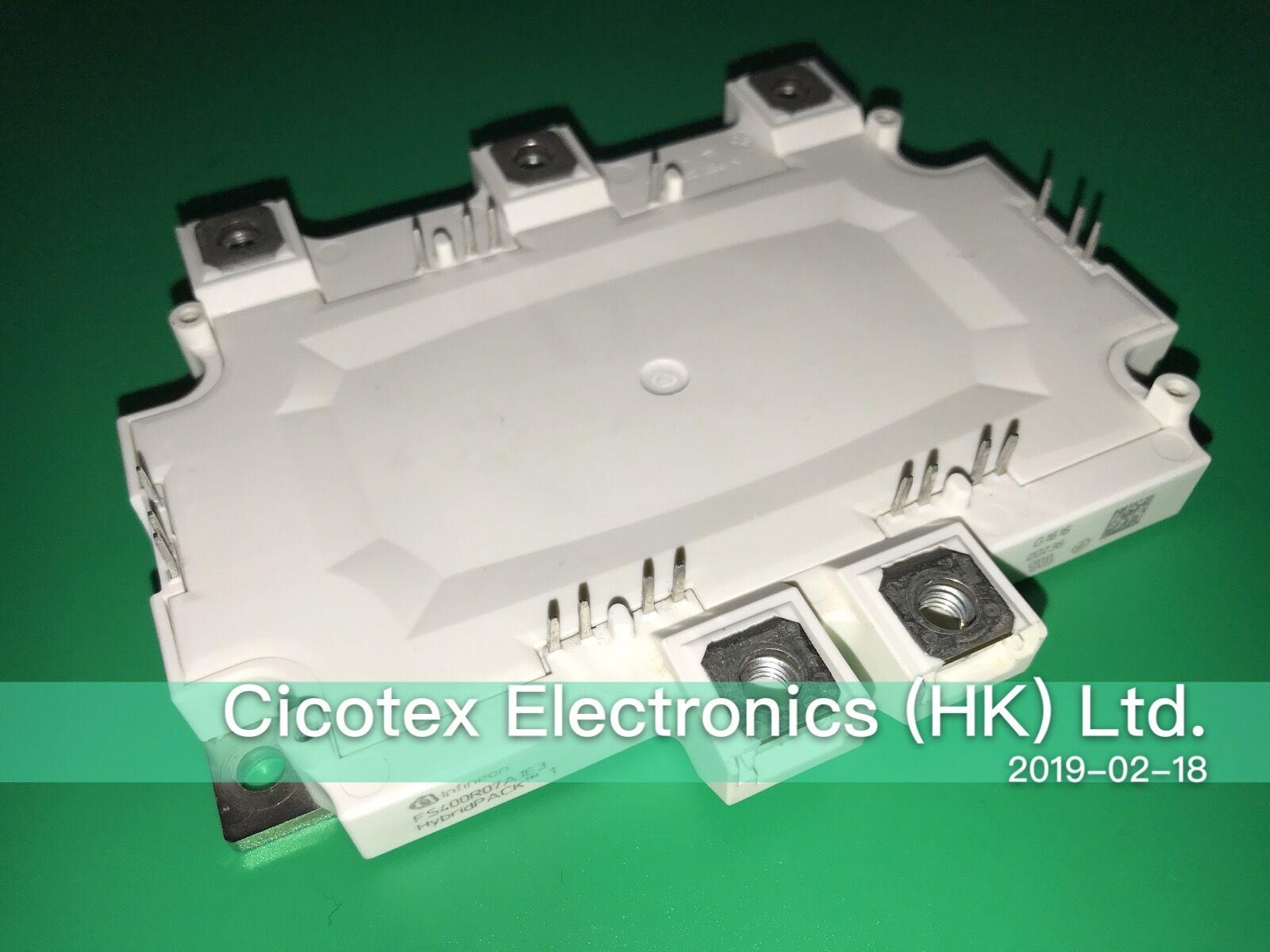 FS400R07A1E3 Module IGBT 650V 500A 1250W FS400R07AIE3 FS400R07A1E3BOSA1