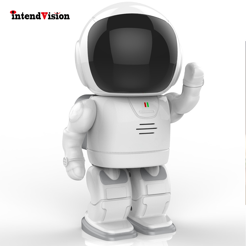 Intendvision WIFI IP Camera Robot Wireless 720P/960P/1080P Baby Monitor Two Way Audio Loop Record Alarm IR Security Cam IDJQRIntendvision WIFI IP Camera Robot Wireless 720P/960P/1080P Baby Monitor Two Way Audio Loop Record Alarm IR Security Cam IDJQR