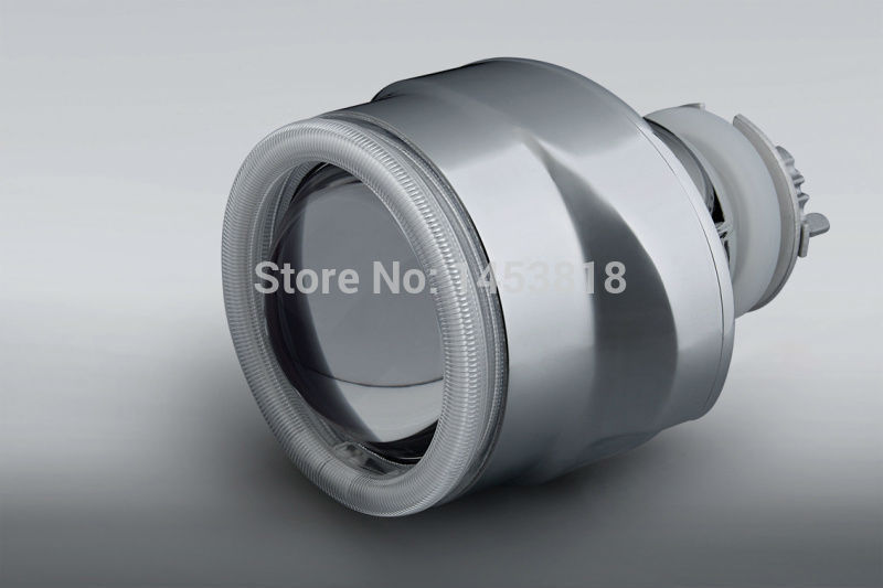 3GQO 35 w 3 ''pouces HID Kit de lentille bi-projecteur H4 H1 H7 H11 9004 9007 HB3 HB4 4300 K 5000 k 6000 k 8000 k + deux pcs ballasts minces