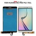 Für Huawei MediaPad M2 Lite/T2 Pro 7,0 PLE-701L PLE-703L LCD Display Digitizer-bildschirm Touch Panel Sensor Montage + werkzeuge