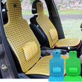 High Quality car seat cushion Covers upholstery Summer cool poromeric car mats set auto supplies Car Styling cover accessories