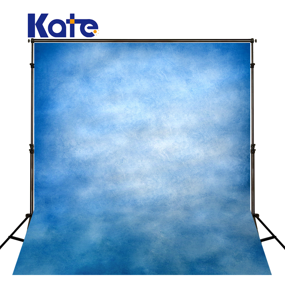 Kate Blue Photography Backdrops Pure Color Abstraction Fundo Fotografico Natal Children Washable Backgrounds For Photo Studio chkalov кофта