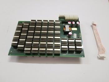 Nowy Antminer V9 4T naprawy hash płyta Hash pokładzie jeden PC 1 3T koparka bitcoinów BTC maszyna górnicza BM1580 chip SHA256 górnik tanie i dobre opinie 10 100 1000 mbps YUNHUI Antminer v9 hash board 0 5kg Stock