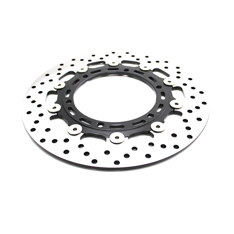 AD front brake disc rotor motorcycle for yamaha YZF-R1 YZF R1 1998-2003 YZFR1 1998 1999 2000 2001 2002 2003 motorcycle part front rear brake disc rotor for yamaha yzf r6 2003 2004 2005 yzfr6 03 04 05 black color