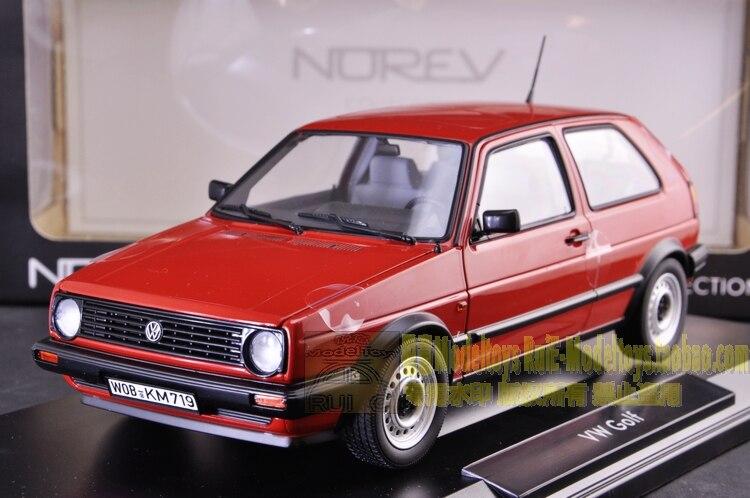1 18 norev vw golf the 2 generation volkswagen golf novell. Black Bedroom Furniture Sets. Home Design Ideas