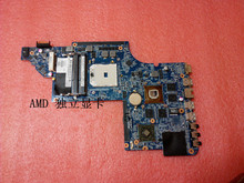 free shipping 665281-001 for HP pavilion DV6 DV6-6000 series motherboard with for AMD A60M chipset HD6750/1G