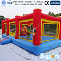 Custom Size Inflatable Sporting Castle Inflatabel Trampoline For Sale