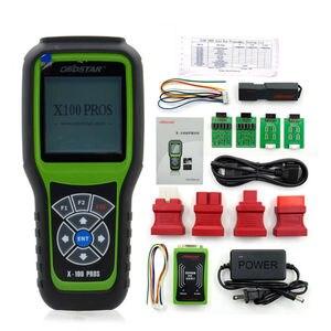 Image 5 - OBDStar X 100 PROS X100 PRO Auto Key Programmer (C+D+E Model) Full Function IMMOBILISER+Odometer+EEprom Adapter X 100 PRO