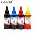 400 ml universal art papel pigmento de tinta para epson t10 t13 t20 t30 t33 T50 T60 P50 R260 R265 R270 R280 R200 R210 R230 R250 4 Cores