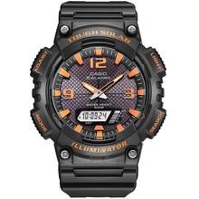 CASIO Часы Спорт на открытом воздухе Солнечный многофункциональный повседневные мужские часы AQ-S810W-8A AQ-S810W-1A2 AQ-S810W-1A3 AQ-S810W-1B AQ-S810W-2A