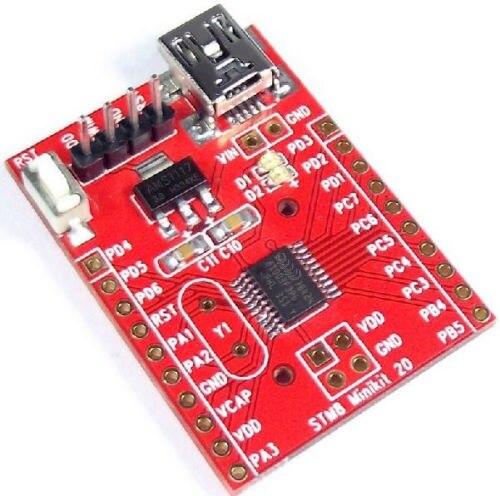 1PCS STM8S003F3P6 STM8 Minimum System Development Board Debug
