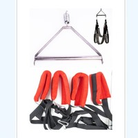 Sex Products Red Adult Sex Swing Tripod Erotic Toys,Luxury Sex Swing Chairs,Fetish Bdsm Couple Toys,Adult Swing Sex Furniture