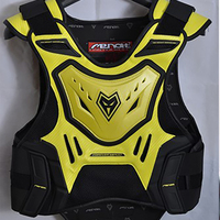 MENAT Motocross Racing Motorcycle Body Armor Motorcyclist Armor MF 1301 Racing Armor Motorcycle Jacket