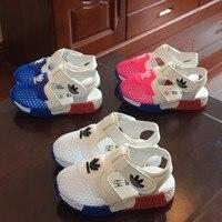 Summer Baby Sandals Men And Women Children Sandals Baby Shoes Soft Bottom School Shoes Anti Skid