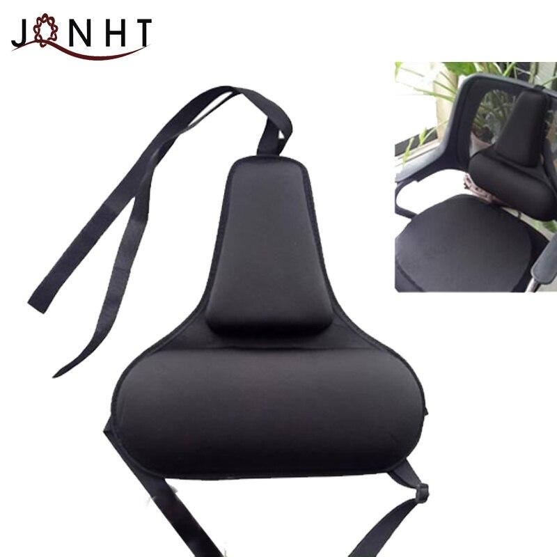 Coussin de soutien lombaire 3d en maille respirante avec GEL/coussin dorsal/soulagement de la douleur pour voiture, bureau, fauteuil roulant